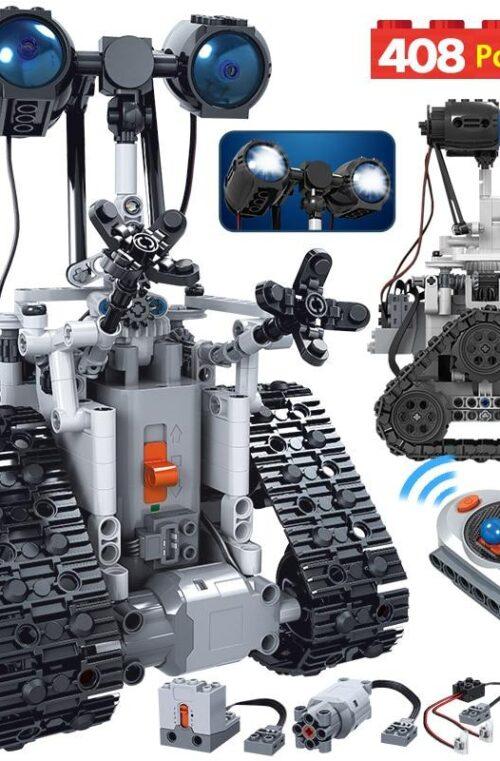 Radiostyrd Legorobot (408 Delar)