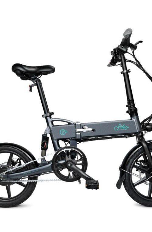 FIIDO D2 Elcykel