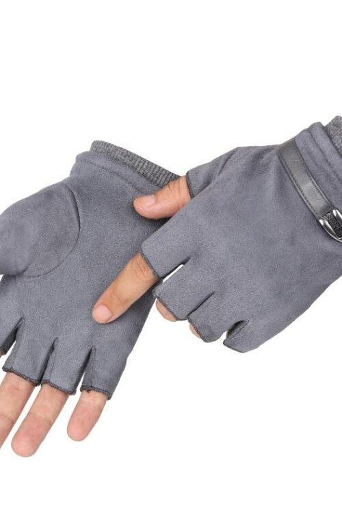 Halvfingerhandskar (Unisex)