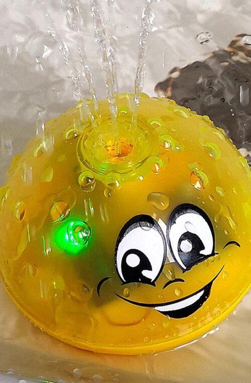 Vattenleksak med LED