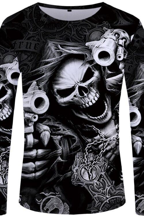 'Gangster Skull' Tröja
