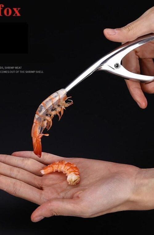 Skaldjursverktyg