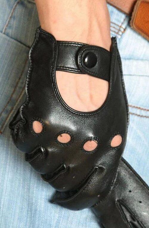Getskinnshandskar för Män