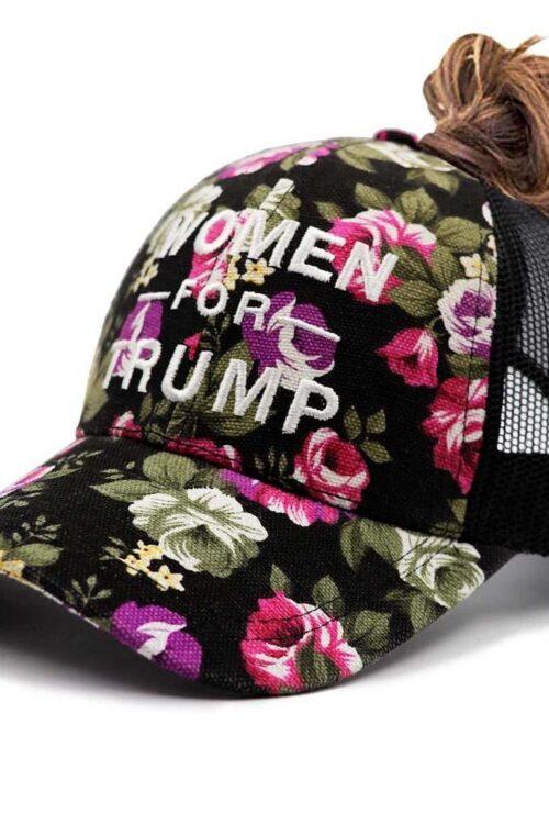 'Women for Trump' Keps