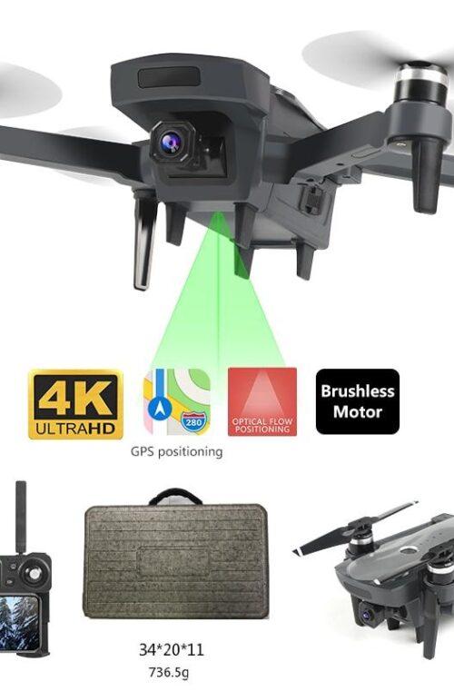 5G 'Predator' 4K Drönare