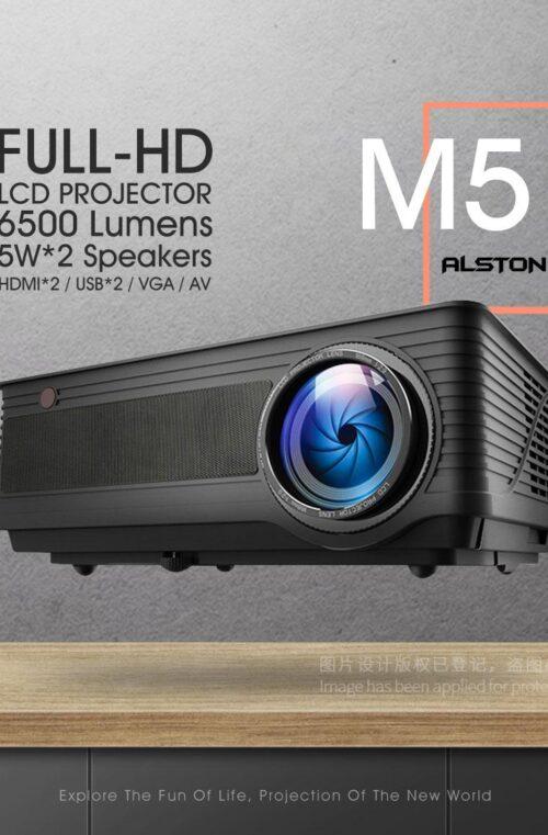 ALSTON Digital Projektor