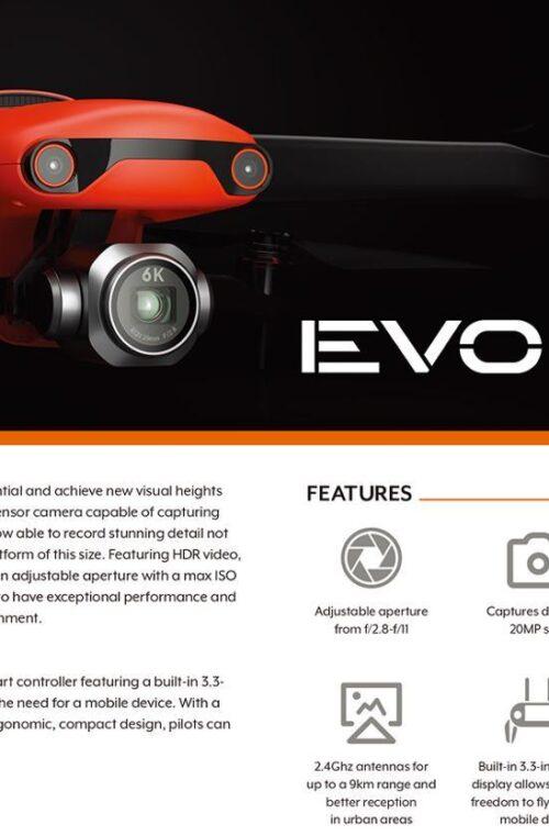 x-STAR Autel Robotics EVO 2