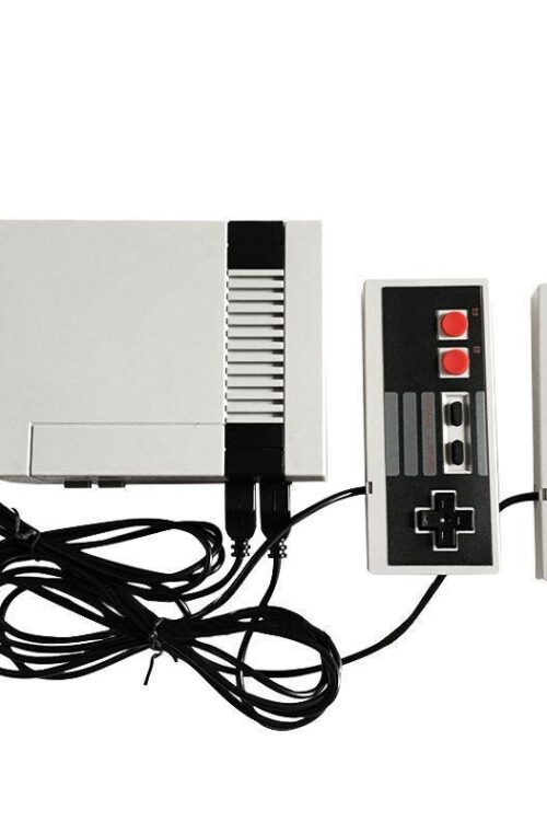 Nintendo NES 8-bit (620 Inbyggda Spel)