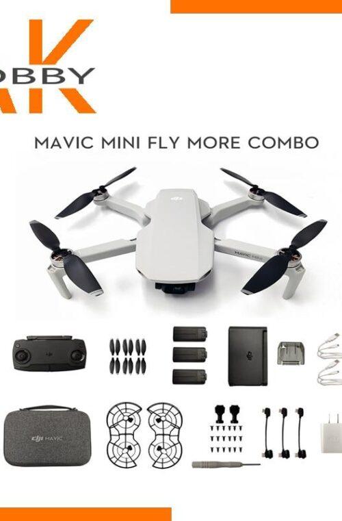DJI Mavic Mini Drönare 2.7K HD