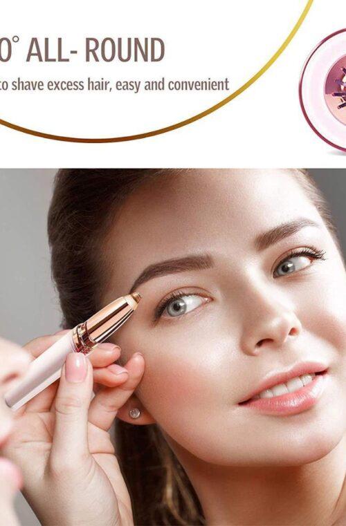 Elektrisk Ögonbrynstrimmer