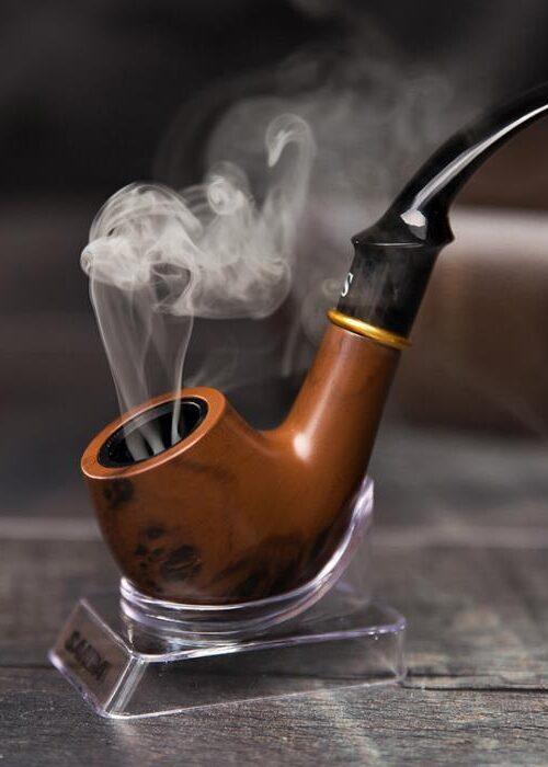 SMOKED WHISKEY Rökpipa