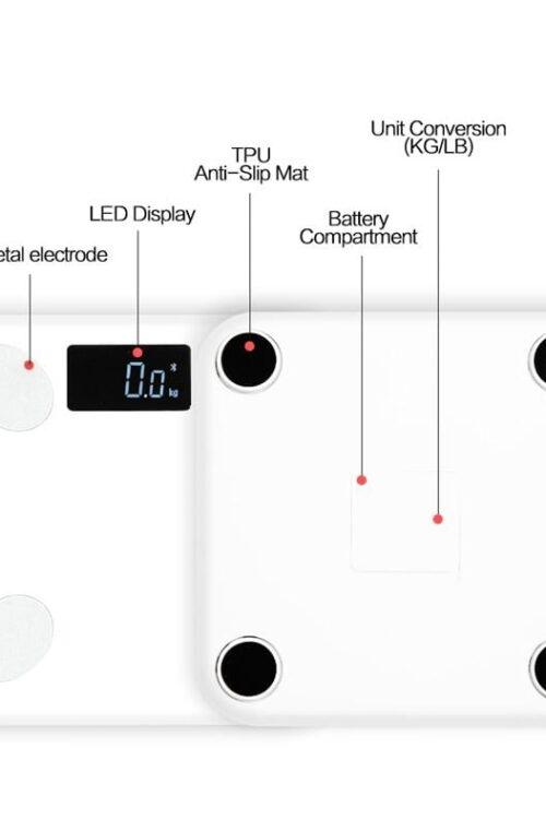 Bluetooth BMI Våg
