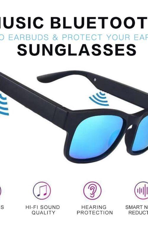 Bluetooth Glasögon med Högtalare