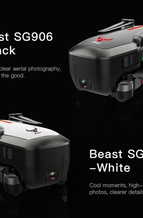 'BEAST' SG906 PRO Drönare 4K ULTRA HD