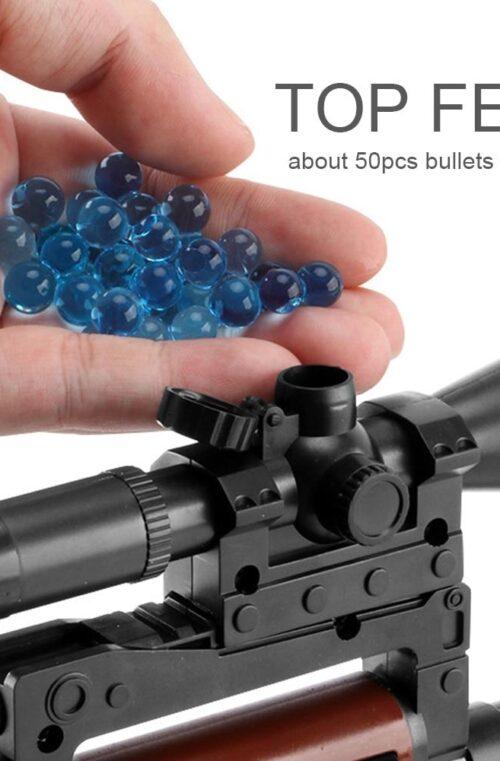 Blandade Automatvapen & Sniper Rifles