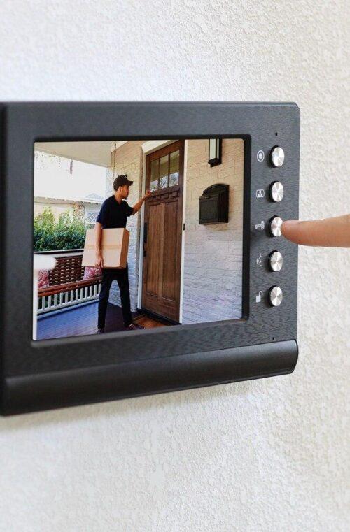 Dörrklocka med Kamera