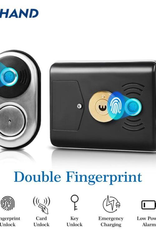 Biometriskt RFID Låssystem