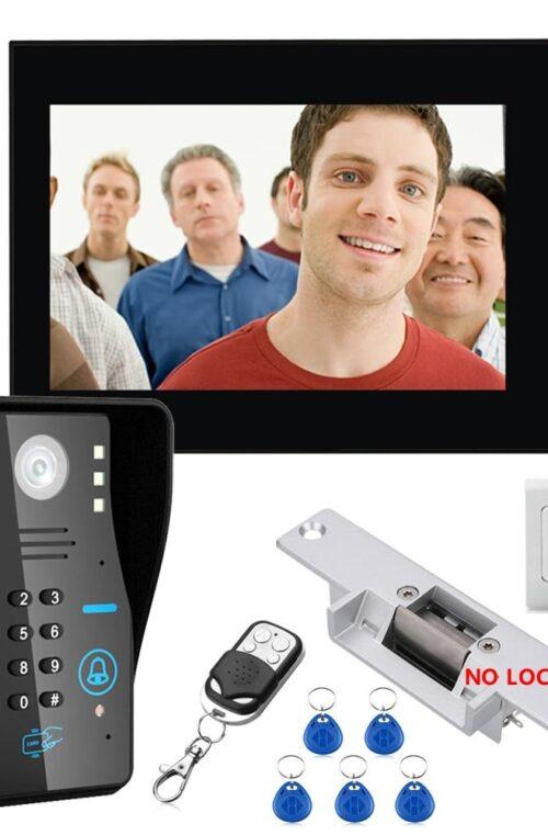 Intercom System (RFID)