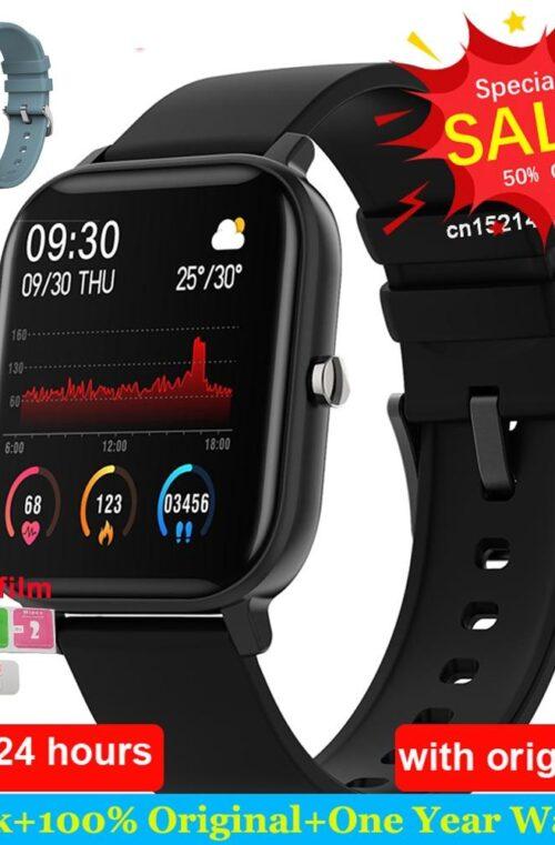 Fitness Tracker Smartklocka