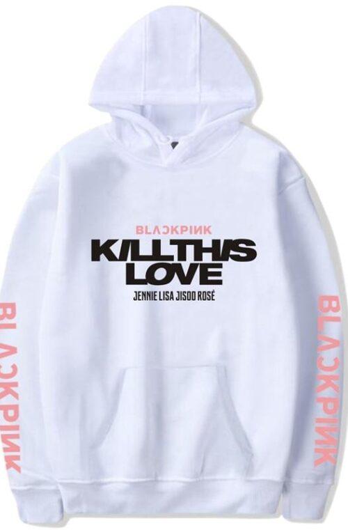 Blackpink 'Kill This Love' Street Hoodie