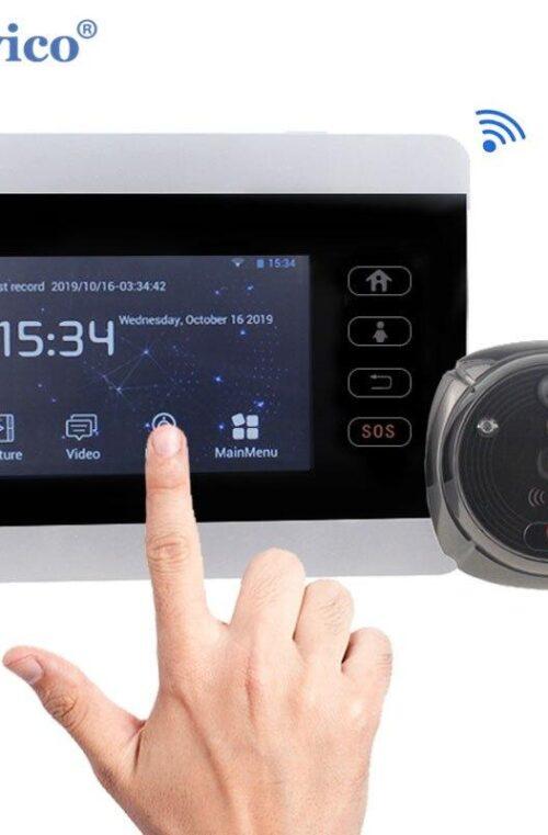 Video Intercom med Rörelsesensor