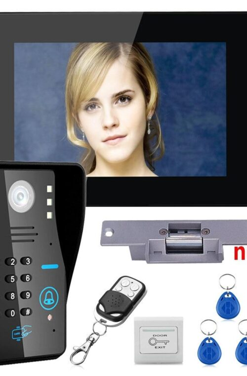RFID Video Intercom