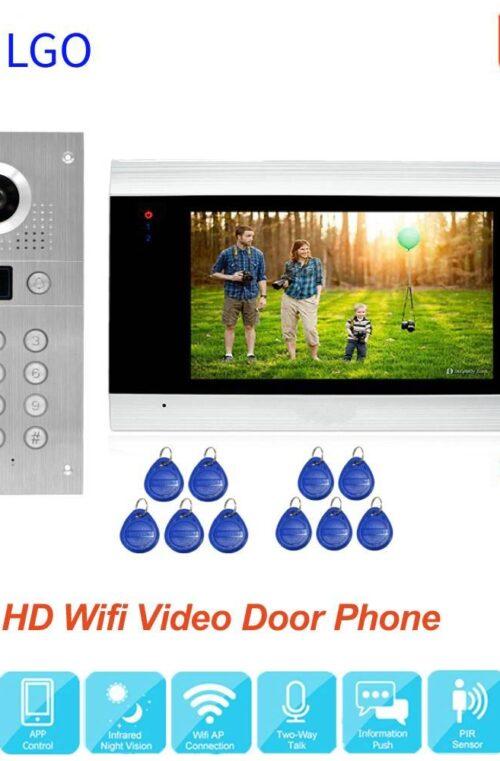 Wi-Fi Videodörrklocka (Bäst i Test)