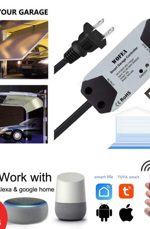 Smart Garageportsöppnare