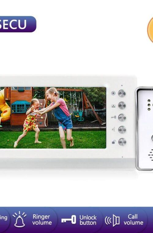 HD Video Intercom (7 Tum)