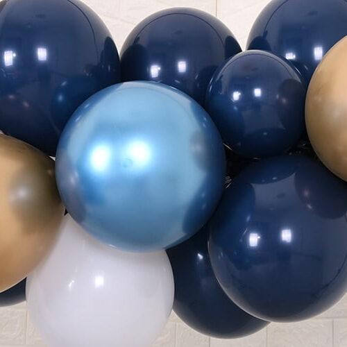 100st Latexballonger