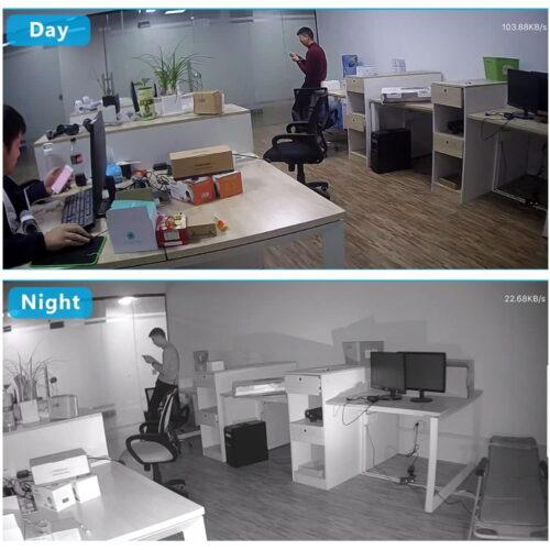 Dome IP Övervakningskamera