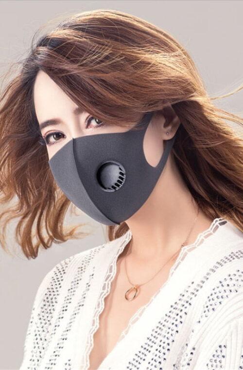 10st Återanvändbara Anti-Coronavirus Ansiktsmasker