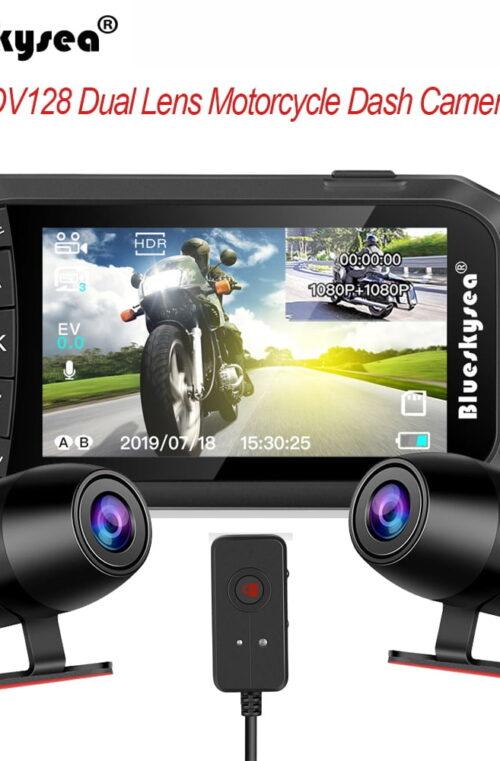 Motorcykelkamera