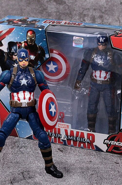 Blandade Superhjältar