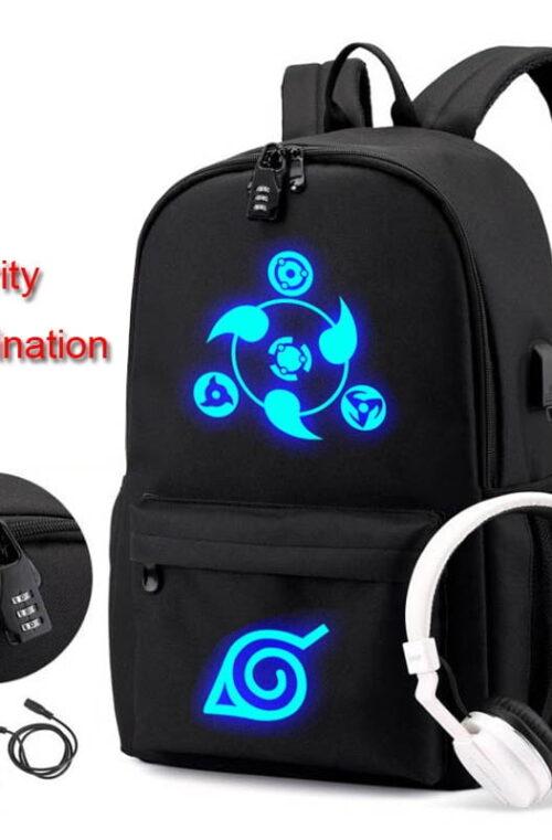Quantum Naruto Ryggsäck