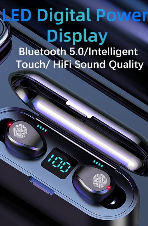 Bluetooth Hörlurar