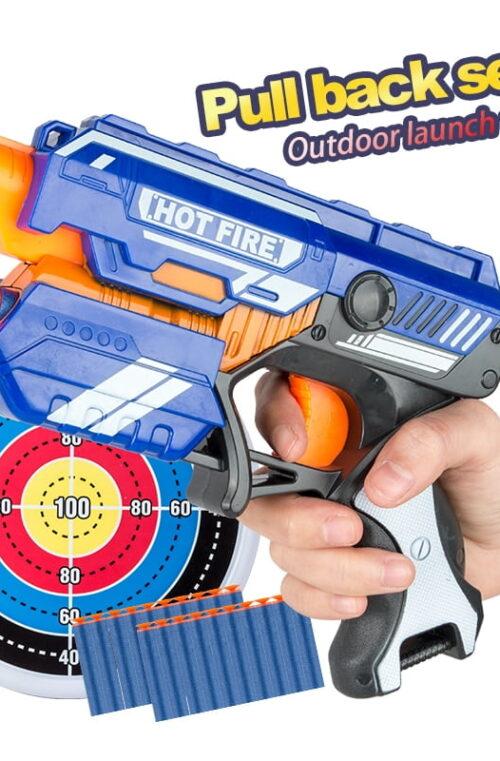 Hot Fire Pistol Set