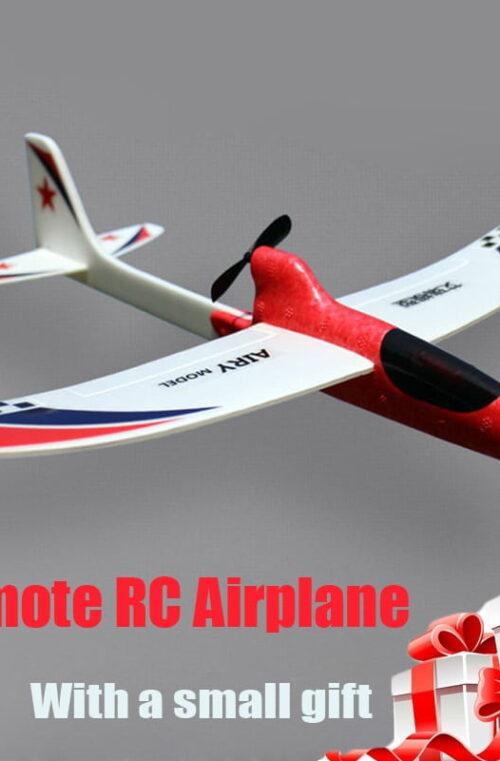 'Capacitator' Elektroniska Gliders Kastflygplan