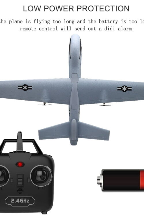 'Z51 Predator' RC Flygplan
