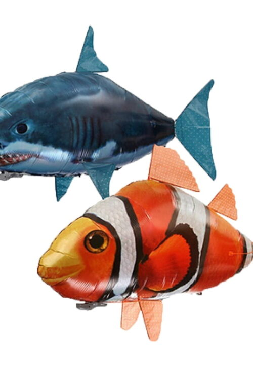 Radiostyrd Nemo (eller Haj)
