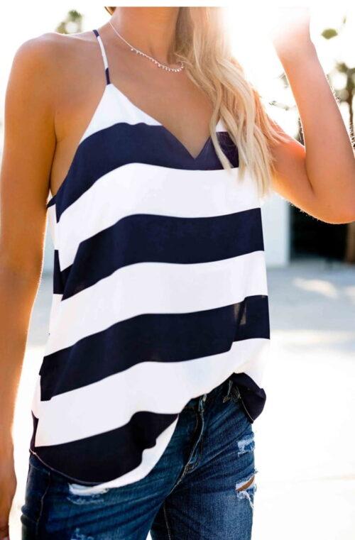 'Striped' Linne / Topp
