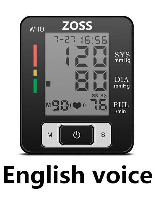 English voice