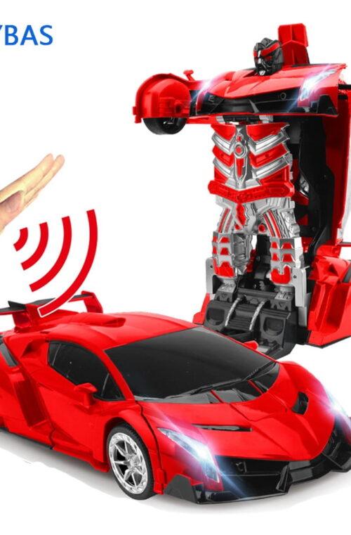 Transformer RC Bil 2.4Ghz