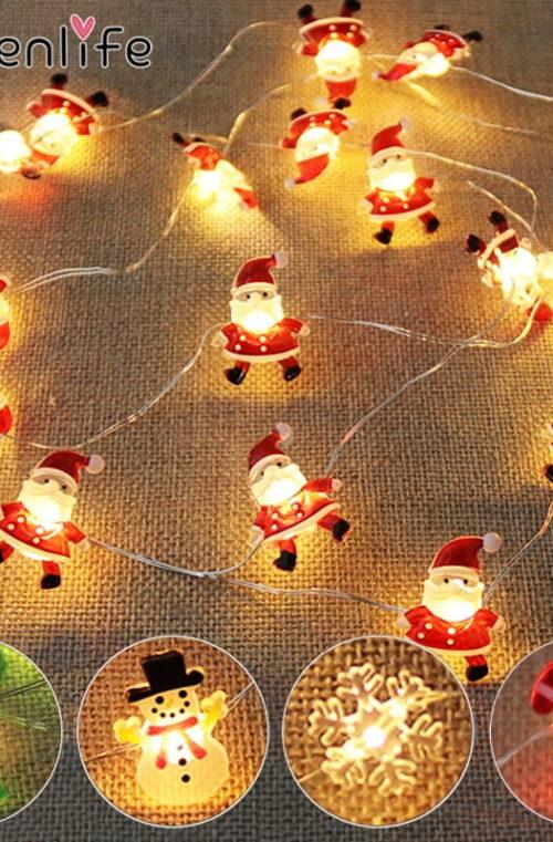 LED Lampor Jul
