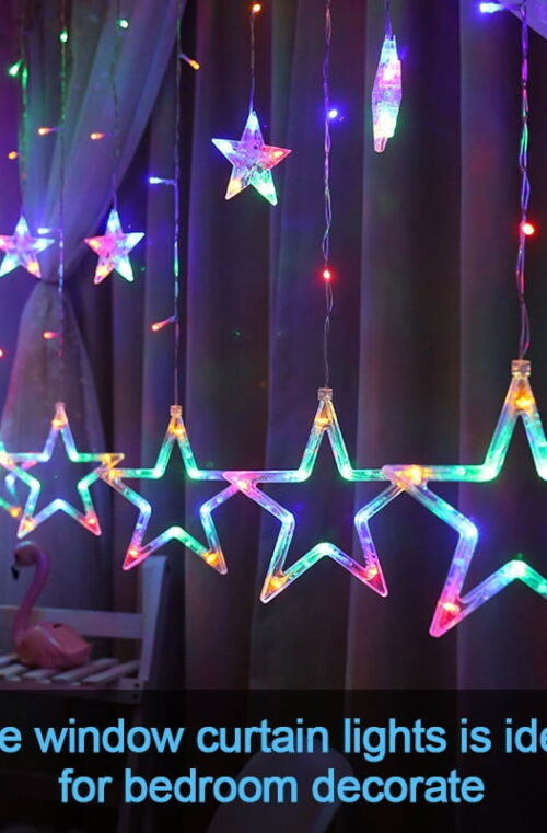 Star Ljusdekoration