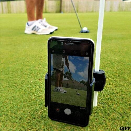 Golf Swing Recorder Holder
