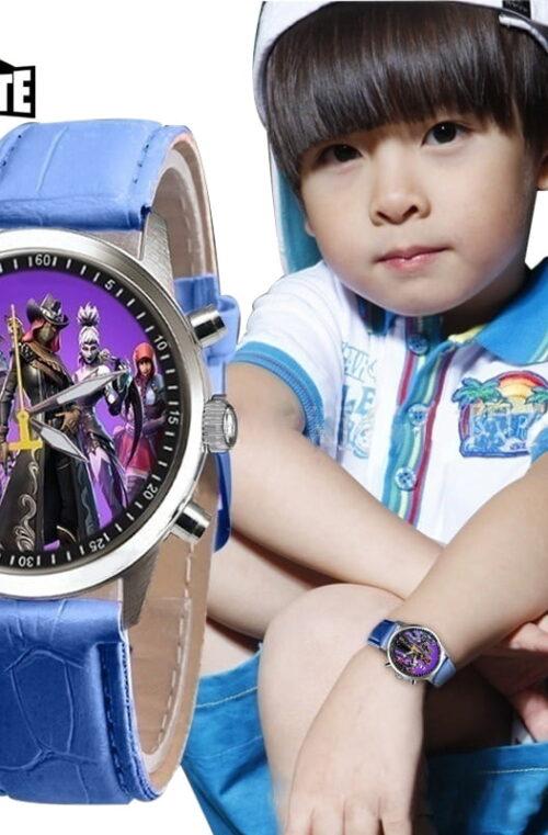 Fortnite Klocka för Barn