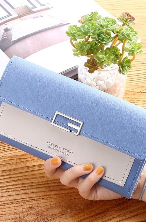 Korean Fashion Plånbok