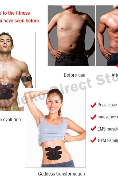 Abdominal Muscle Trainer