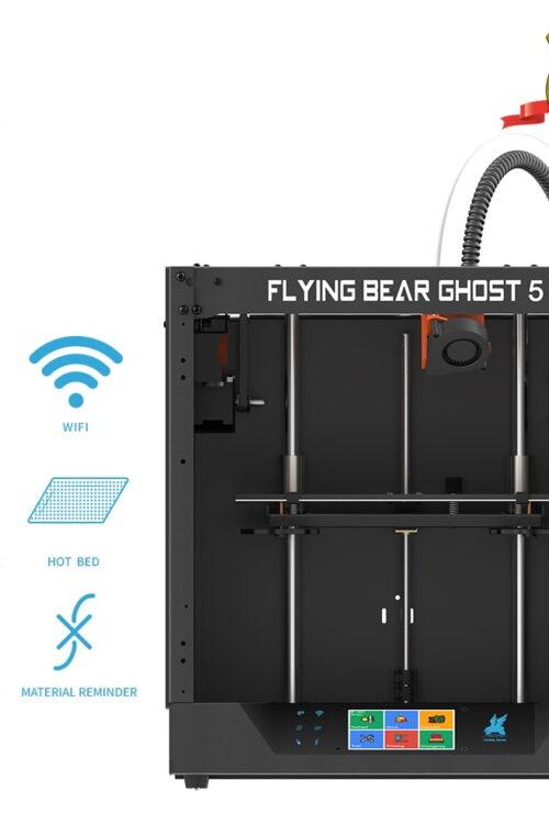 Flying Bear Ghost 5 3D-Skrivare